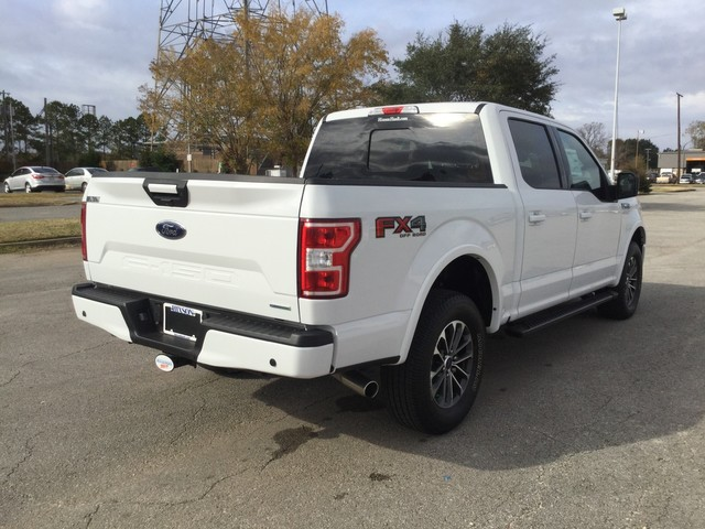 2018 F-150 SuperCrew Cab 4x4,  Pickup #D41207 - photo 2