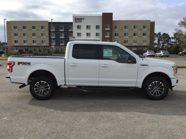 2018 F-150 SuperCrew Cab 4x4,  Pickup #D41207 - photo 8