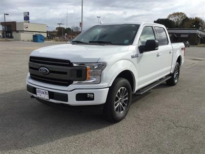 2018 F-150 SuperCrew Cab 4x4,  Pickup #D41207 - photo 4