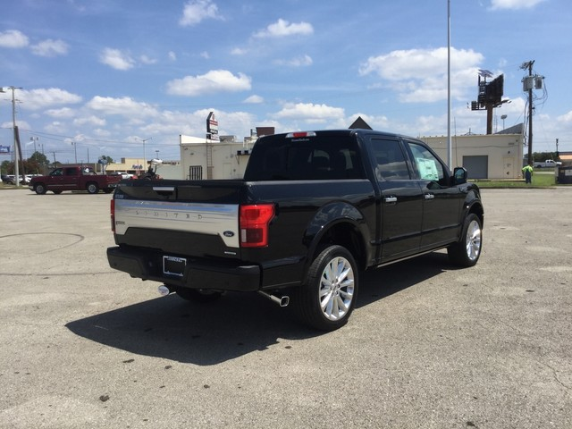 2018 F-150 SuperCrew Cab 4x4,  Pickup #D41208 - photo 3