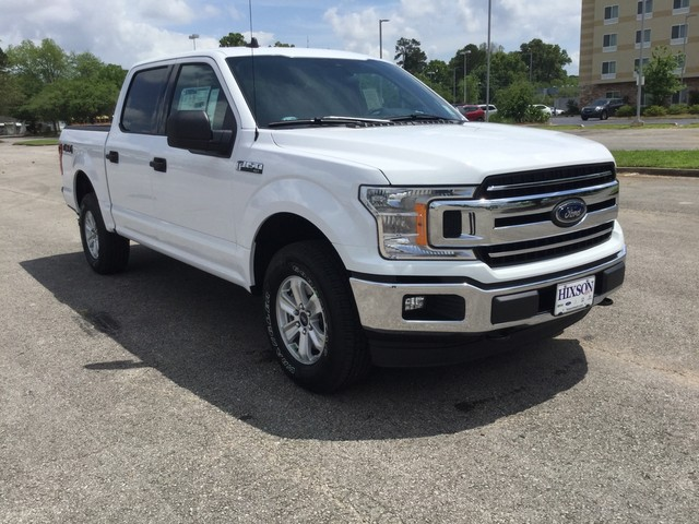 2019 F-150 SuperCrew Cab 4x4,  Pickup #D42512 - photo 3