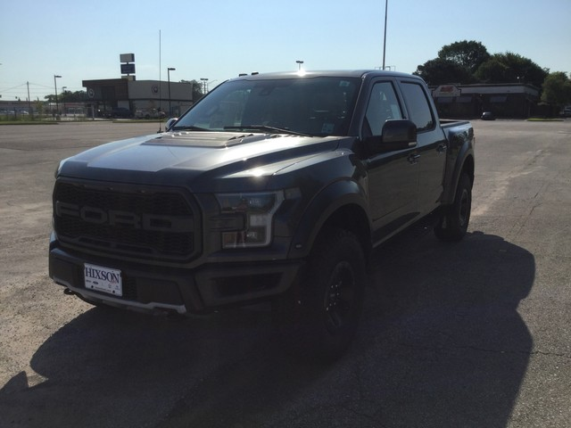 2018 F-150 SuperCrew Cab 4x4,  Pickup #D49307 - photo 4
