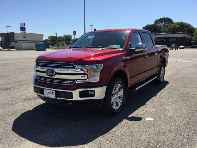 2019 F-150 SuperCrew Cab 4x4,  Pickup #D54428 - photo 4