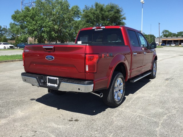 2019 F-150 SuperCrew Cab 4x4,  Pickup #D54428 - photo 1