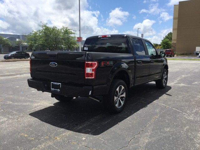 2019 F-150 SuperCrew Cab 4x4,  Pickup #D68365 - photo 2