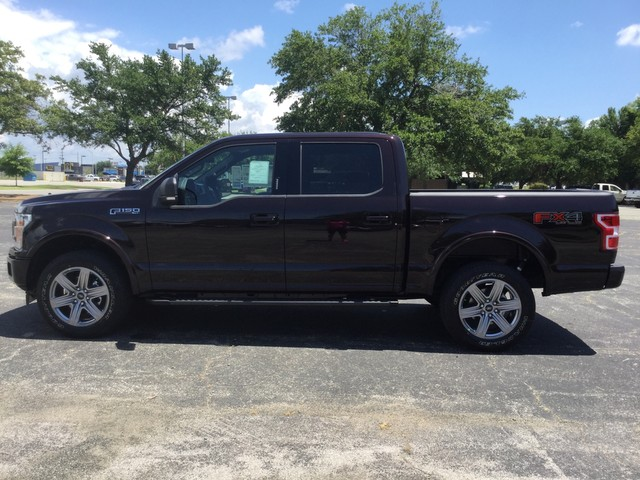 2019 F-150 SuperCrew Cab 4x4, Pickup #D87205 - photo 5