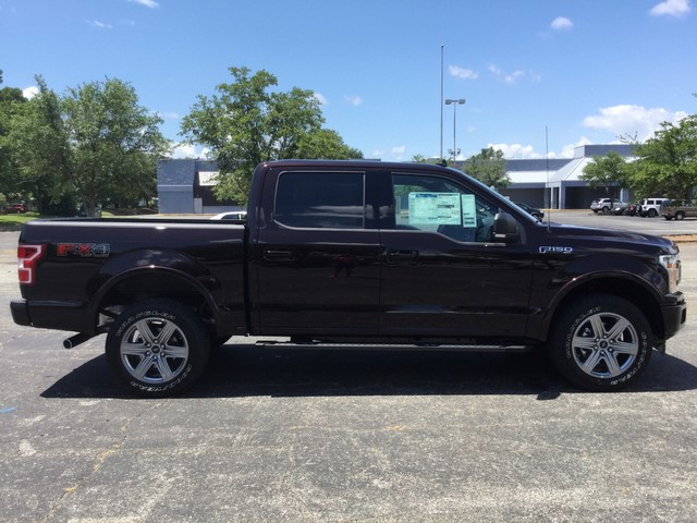 2019 F-150 SuperCrew Cab 4x4, Pickup #D87205 - photo 8