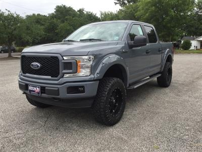 2019 F-150 SuperCrew Cab 4x4,  Pickup #D87206 - photo 4