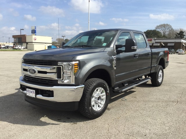 2019 F-250 Crew Cab 4x4,  Pickup #D90609 - photo 4