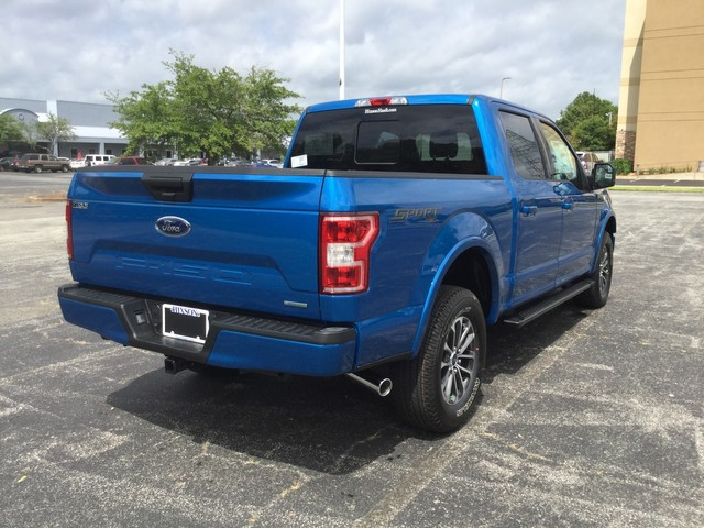 2019 F-150 SuperCrew Cab 4x4,  Pickup #D94728 - photo 1
