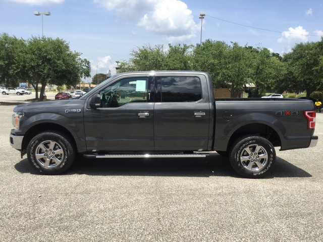 2019 F-150 SuperCrew Cab 4x4,  Pickup #E02859A - photo 5