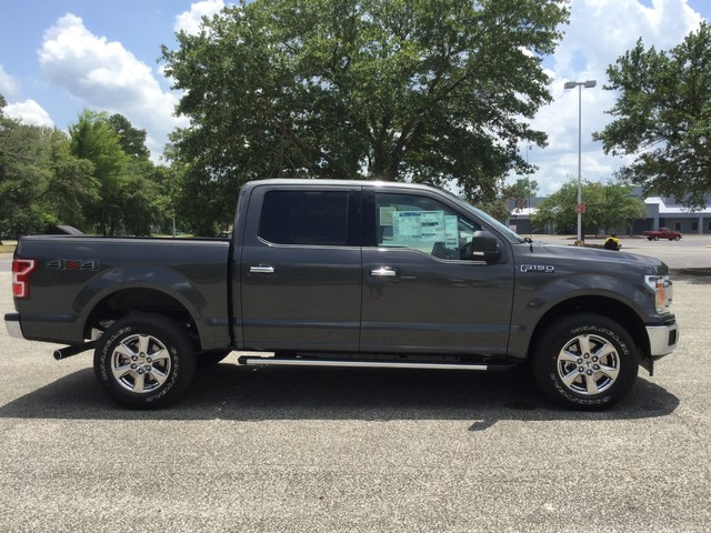 2019 F-150 SuperCrew Cab 4x4,  Pickup #E02859A - photo 8