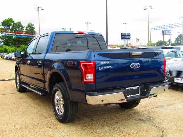 2017 F-150 SuperCrew Cab 4x4,  Pickup #E05146 - photo 6