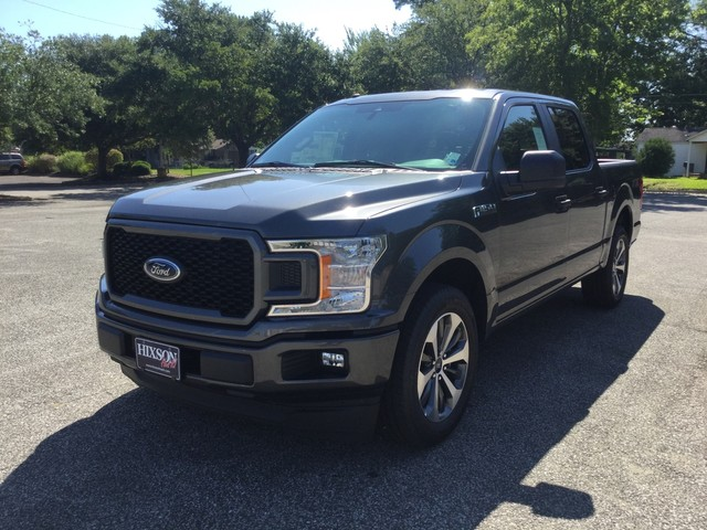 2019 F-150 SuperCrew Cab 4x2,  Pickup #E11955 - photo 4