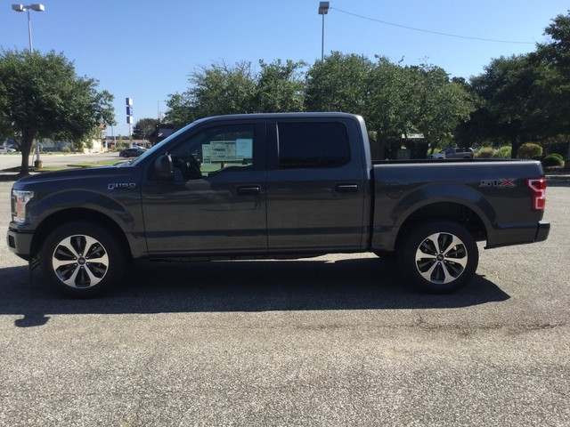 2019 F-150 SuperCrew Cab 4x2,  Pickup #E11955 - photo 5