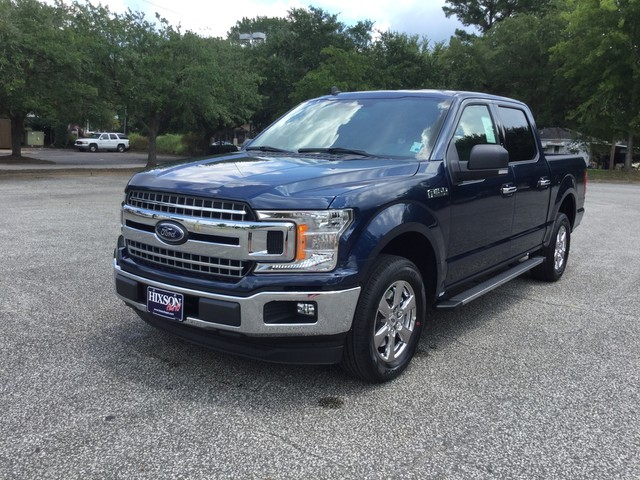 2019 F-150 SuperCrew Cab 4x2,  Pickup #E20242 - photo 4