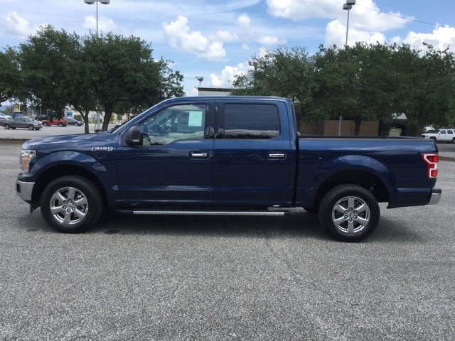 2019 F-150 SuperCrew Cab 4x2,  Pickup #E20242 - photo 5