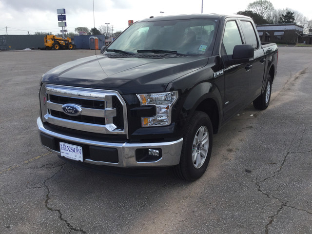 2016 F-150 SuperCrew Cab 4x2,  Pickup #E28429 - photo 4