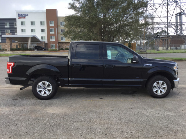 2016 F-150 SuperCrew Cab 4x2,  Pickup #E28429 - photo 8