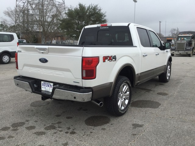 2018 F-150 SuperCrew Cab 4x4,  Pickup #E37852 - photo 1