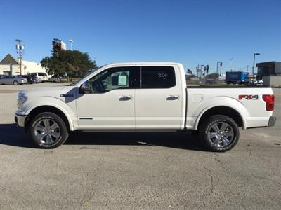 2018 F-150 SuperCrew Cab 4x4,  Pickup #E38042 - photo 5
