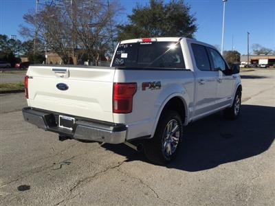 2018 F-150 SuperCrew Cab 4x4,  Pickup #E38042 - photo 2
