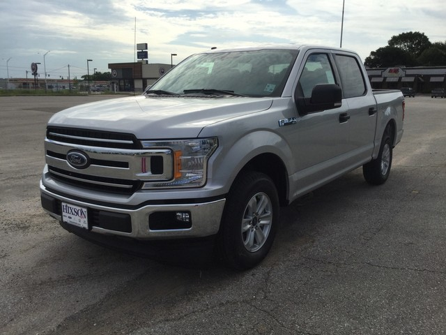 2018 F-150 SuperCrew Cab 4x2,  Pickup #E55579 - photo 4