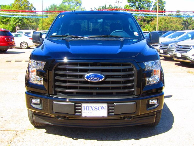 2017 F-150 Super Cab 4x4,  Pickup #E56558A - photo 3