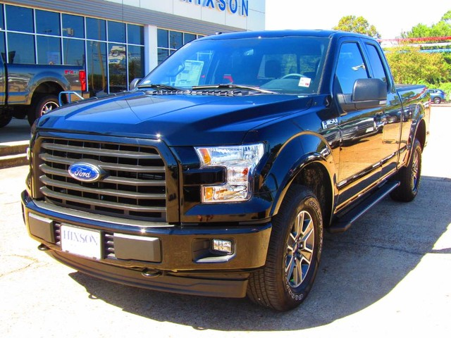 2017 F-150 Super Cab 4x4,  Pickup #E56558A - photo 4