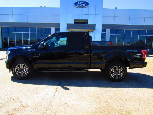 2017 F-150 Super Cab 4x4,  Pickup #E56558A - photo 5