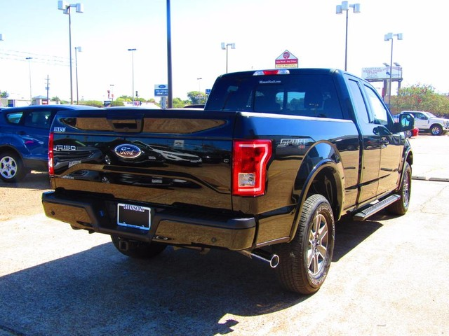 2017 F-150 Super Cab 4x4,  Pickup #E56558A - photo 2