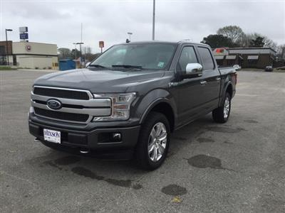 2018 F-150 SuperCrew Cab 4x4,  Pickup #E58485 - photo 4