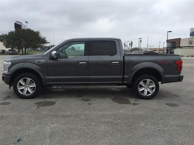 2018 F-150 SuperCrew Cab 4x4,  Pickup #E58485 - photo 5