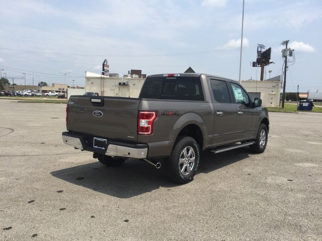 2018 F-150 SuperCrew Cab 4x4,  Pickup #E69004 - photo 2