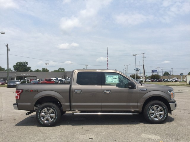 2018 F-150 SuperCrew Cab 4x4,  Pickup #E69004 - photo 11