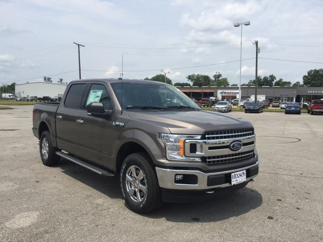 2018 F-150 SuperCrew Cab 4x4,  Pickup #E69004 - photo 1
