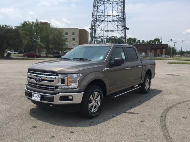 2018 F-150 SuperCrew Cab 4x4,  Pickup #E69004 - photo 7