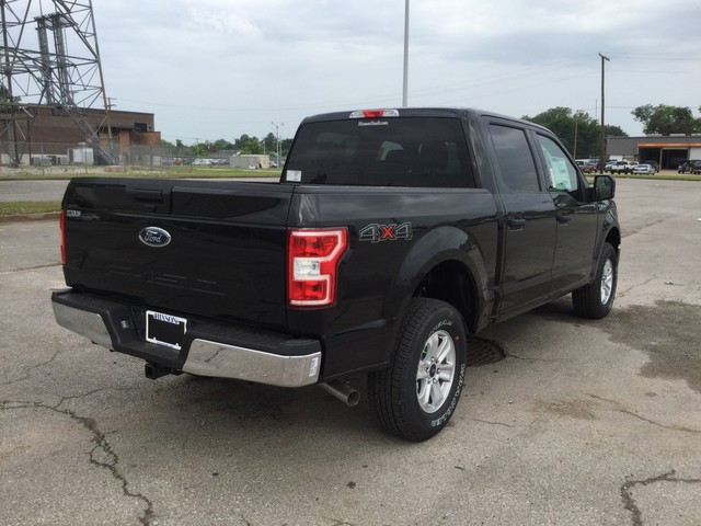 2018 F-150 SuperCrew Cab 4x4,  Pickup #E69008 - photo 1