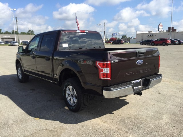 2018 F-150 SuperCrew Cab 4x4,  Pickup #E69009 - photo 4