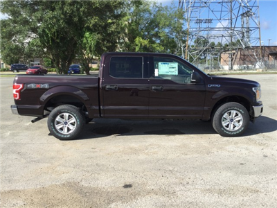 2018 F-150 SuperCrew Cab 4x4,  Pickup #E69009 - photo 10