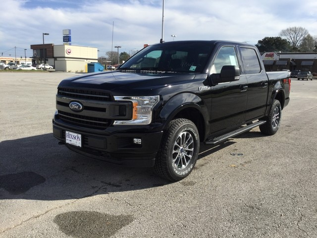 2018 F-150 SuperCrew Cab 4x4,  Pickup #E78367 - photo 4