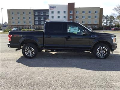 2018 F-150 SuperCrew Cab 4x4,  Pickup #E78367 - photo 8