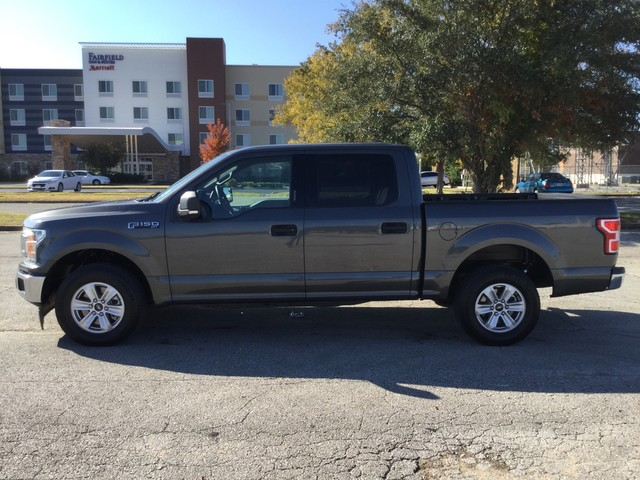 2018 F-150 SuperCrew Cab 4x2,  Pickup #E90875 - photo 5