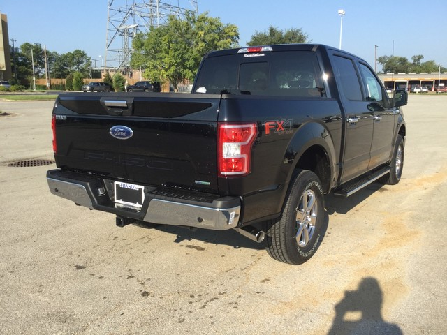 2018 F-150 SuperCrew Cab 4x4,  Pickup #E90883 - photo 1