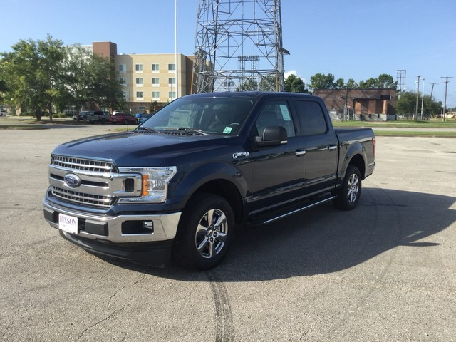 2018 F-150 SuperCrew Cab 4x2,  Pickup #F00913 - photo 4