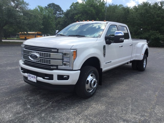 2019 F-350 Crew Cab DRW 4x4,  Pickup #F09582 - photo 4