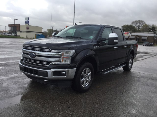 2018 F-150 SuperCrew Cab 4x4,  Pickup #F17021 - photo 6