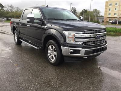 2018 F-150 SuperCrew Cab 4x4,  Pickup #F17021 - photo 1