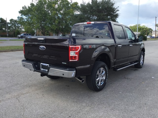 2018 F-150 SuperCrew Cab 4x4,  Pickup #F39187 - photo 1