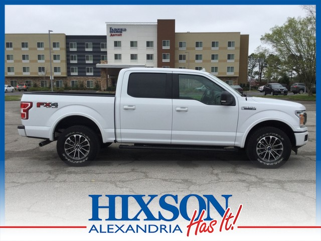 2018 F-150 SuperCrew Cab 4x4,  Pickup #F96224 - photo 1